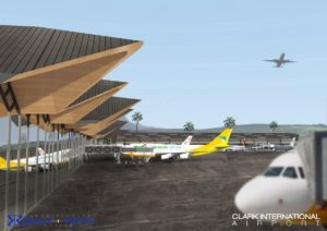 LOOK: New Clark International Airport Building design will showcase Philippine landscapes