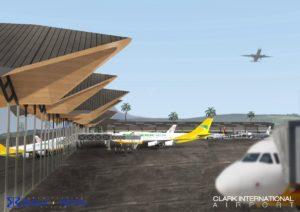LOOK: New Clark International Airport Building design will showcase Philippine landscapes