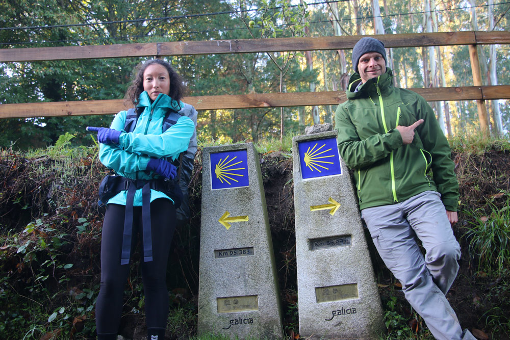 Camino de Santiago light packing list 2019 – all seasons