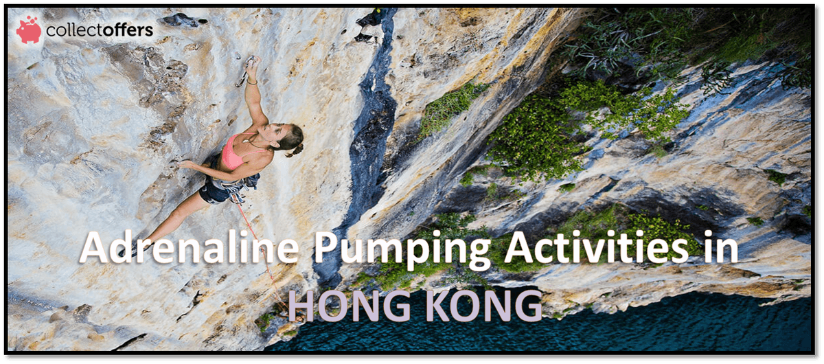 4 Top Thrilling Adventures Activities In Hong Kong