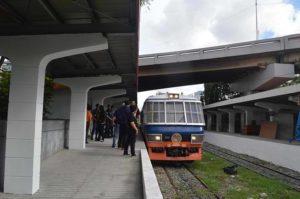 PNR extends train trips to Los Baños in October