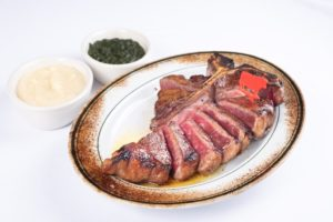 Wolfgang's Steakhouse: A Taste of New York in the Heart of Manila