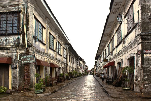 "Vigan is One of Asia's ""Most Beautiful Towns,"" according to CNN"