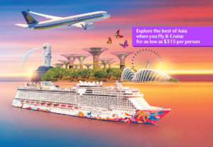 Holiday in Luxury with Dream Cruises and Singapore Airlines