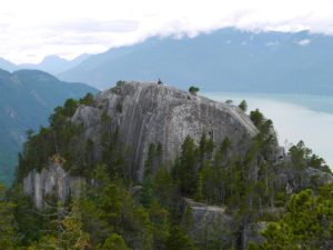 Hike The Chief in Squamish, BC Canada