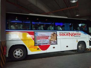 Enjoy a Hassle-Free Travel to Baguio City Through A Premium Point-to-Point Bus