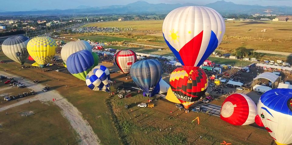 Philippine International Hot Air Balloon Fiesta 2020