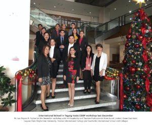 International School in Taguig hosts CGSP workshop