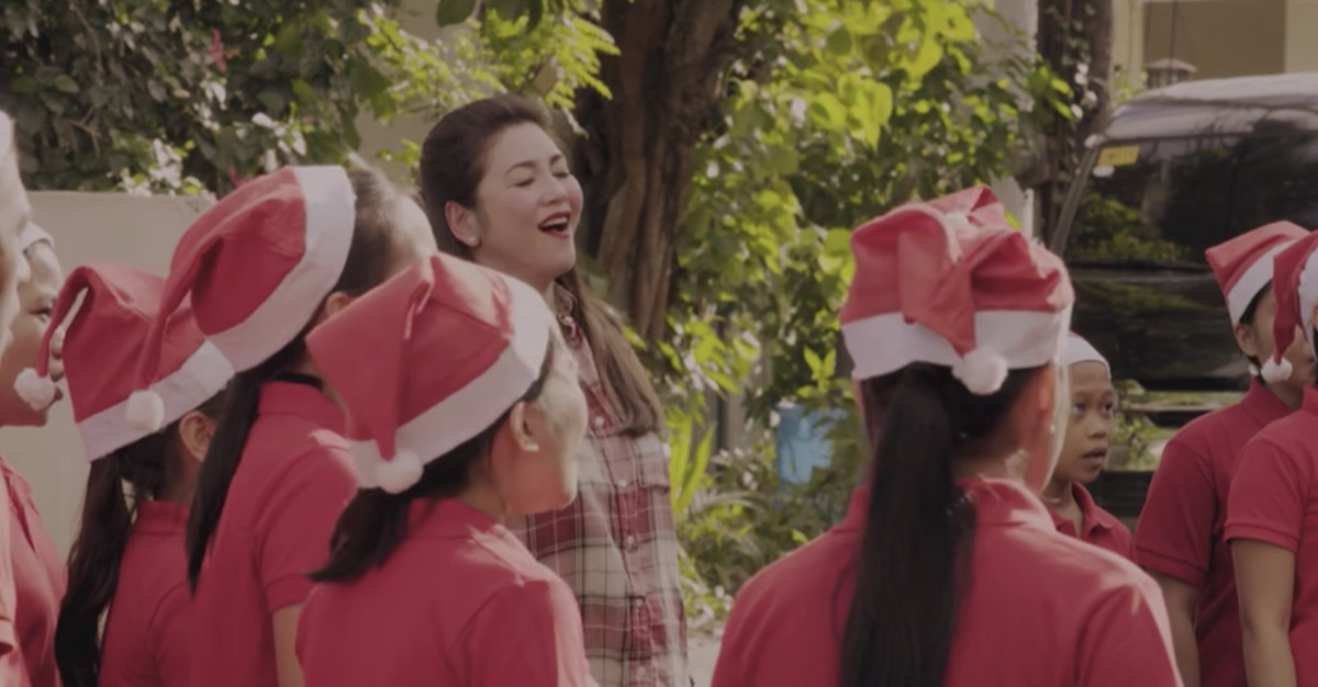 PLDT Home gives its loyal subscribers a smart home upgrade and a surprise carol from Regine Velasquez, this Holiday season