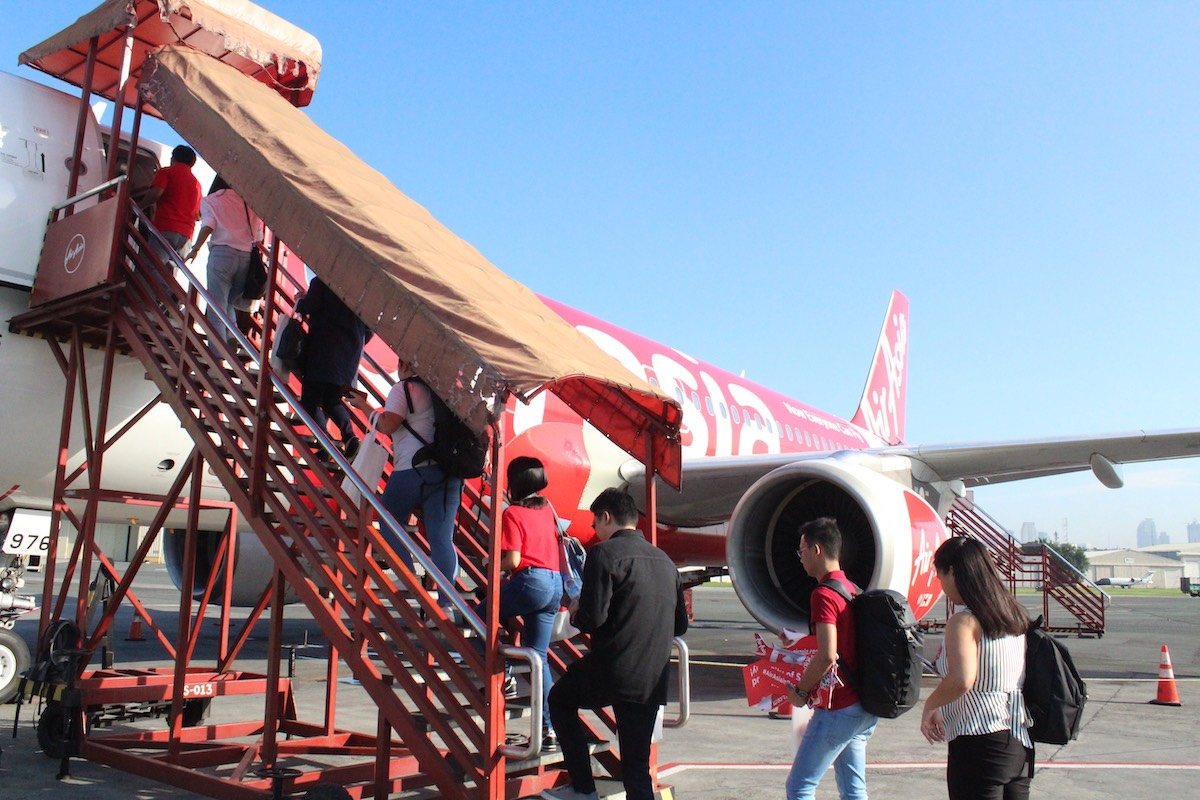 AirAsia suspends Flights to Taiwan, Extends Period of Credit Account for Mainland China, Macao and Hong Kong Flights