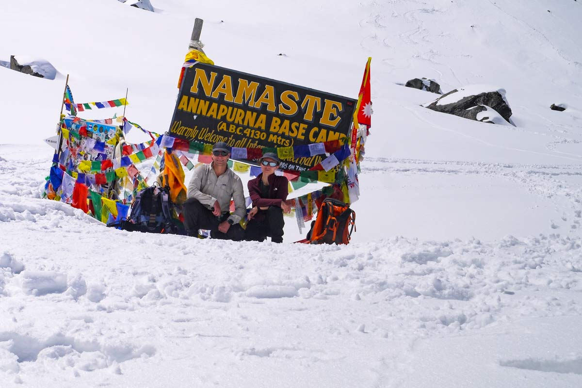 Annapurna Base Camp trek – the complete guide & itinerary