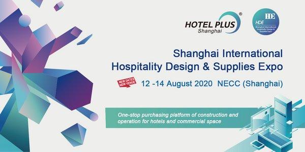 Hotel Plus – HDE 2020 Postponed to 12 – 14 August in Shanghai
