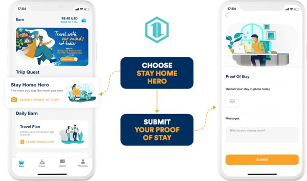 "Sustainable Travel Company Triip Launches Points Rewards System ""Stay Home Heroes"" to Support the World's Homebound Travelers"
