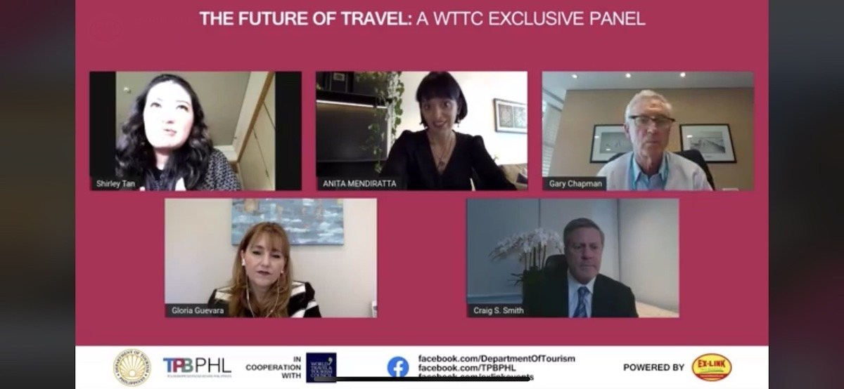 Department of Tourism Partners With WTTC To Share Expert's Tourism Outlook, Recovery Plans