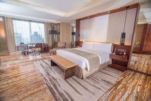 DOT GREENLIGHTS PARTIAL OPERATIONS OF HOTEL RESTAURANTS ON JUNE 15