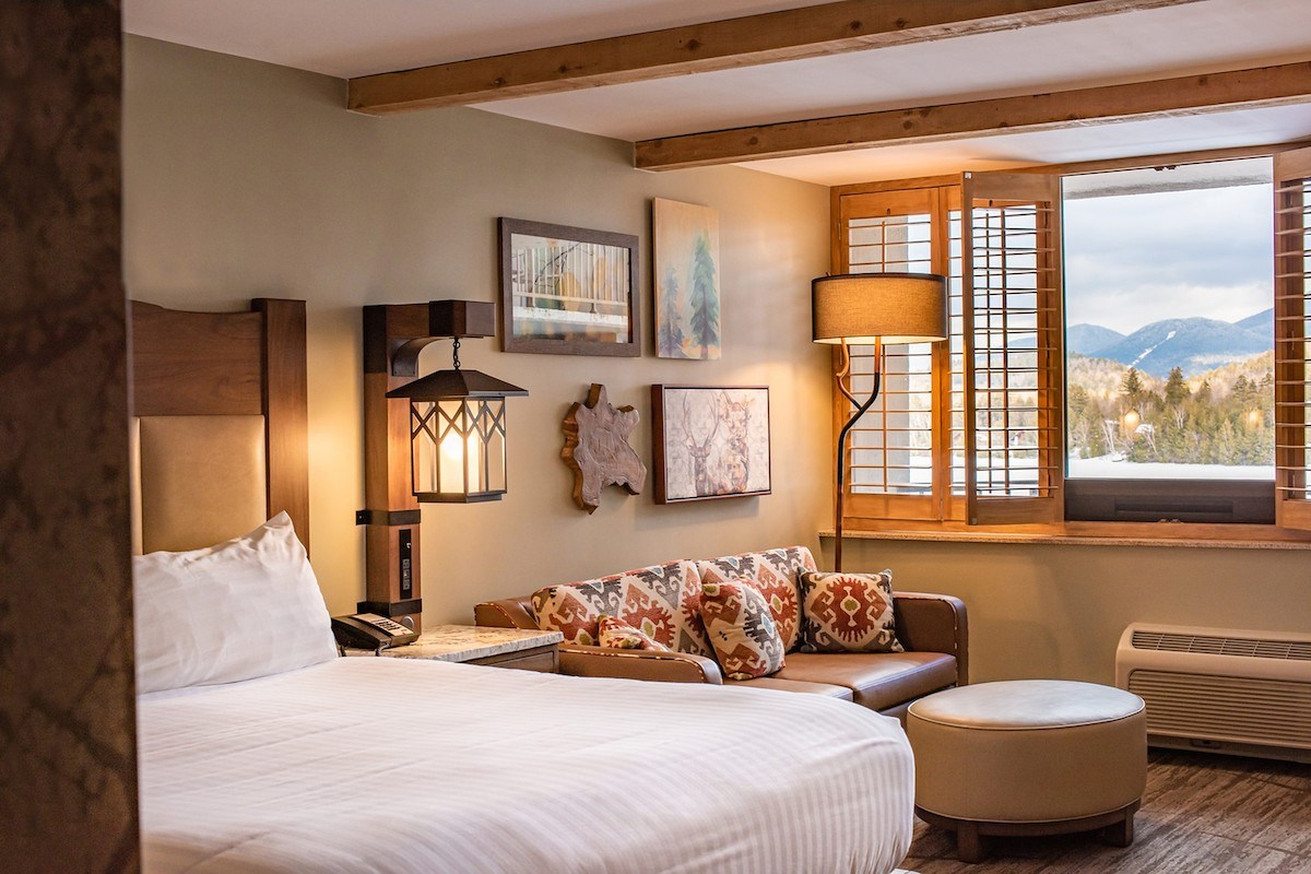 High Peaks Resort in Lake Placid Open for Business, Unveils 105 Newly Renovated Guest Rooms