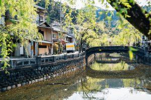 JAPAN'S BEST HOT SPRING TOWN: KINOSAKI ONSEN