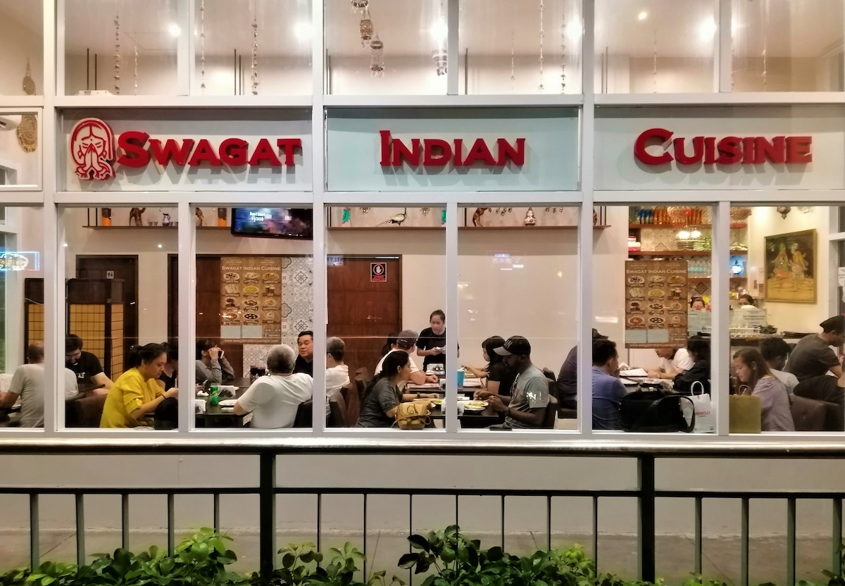 Swagat Indian Cuisine: A Taste of Incredible India