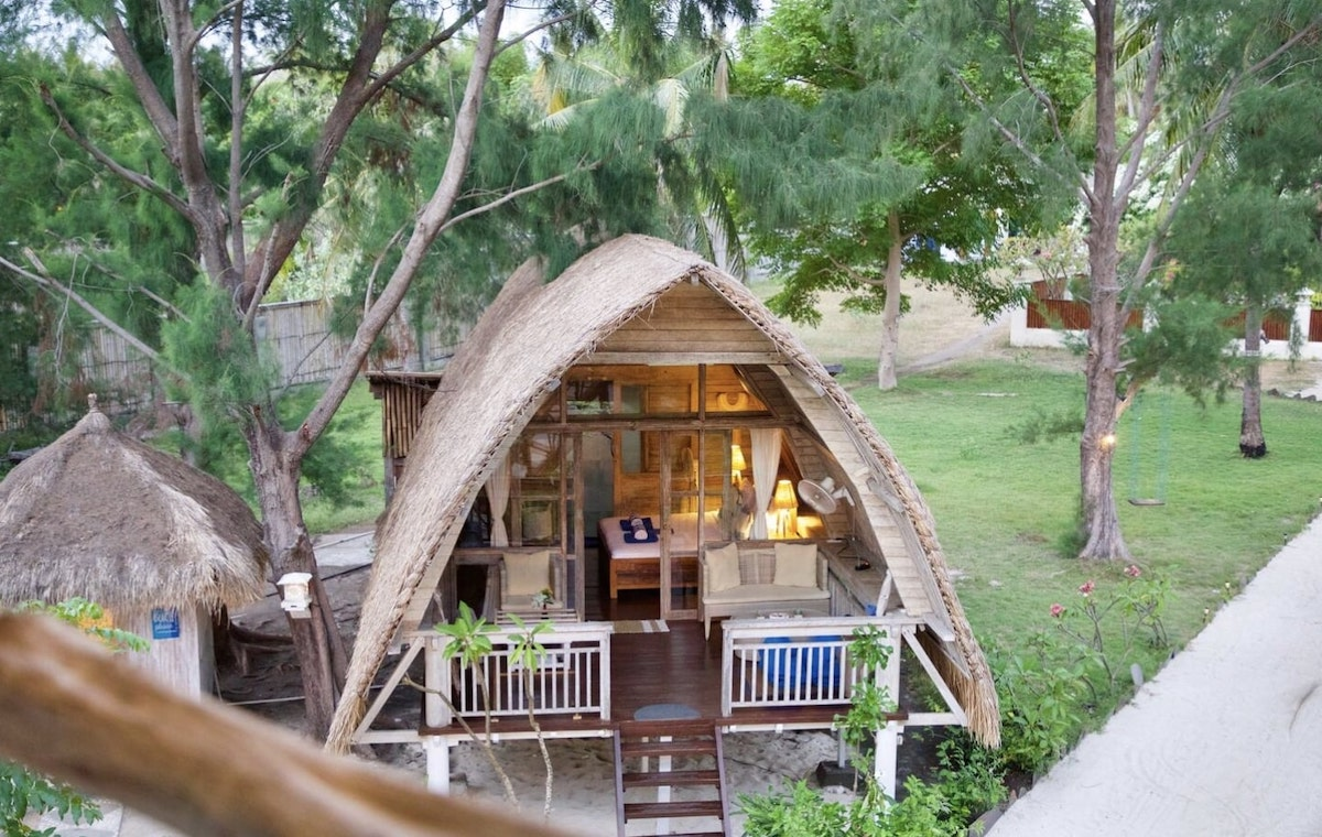 Top 10 Airbnb Vacation Rentals in Lombok, Indonesia