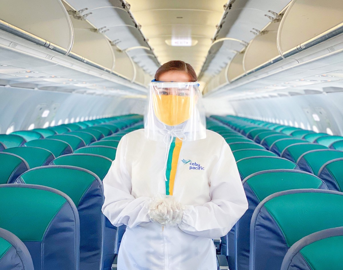 Travel in the time of COVID-19: Flying safely amid the pandemic