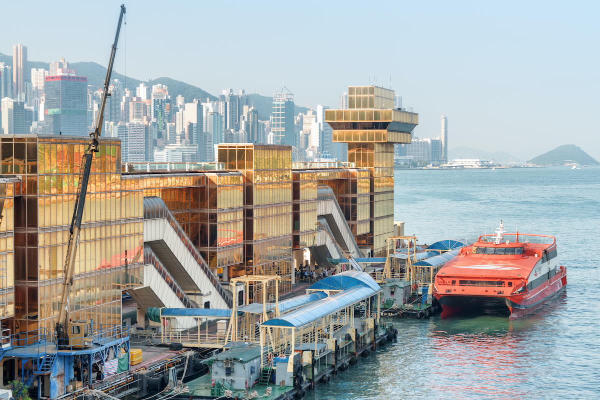 How to Travel from Hong Kong to Macau by Ferry