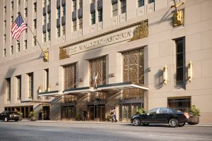 The Towers Of The Waldorf Astoria Sees Incredible Demand From Buyers Around The World