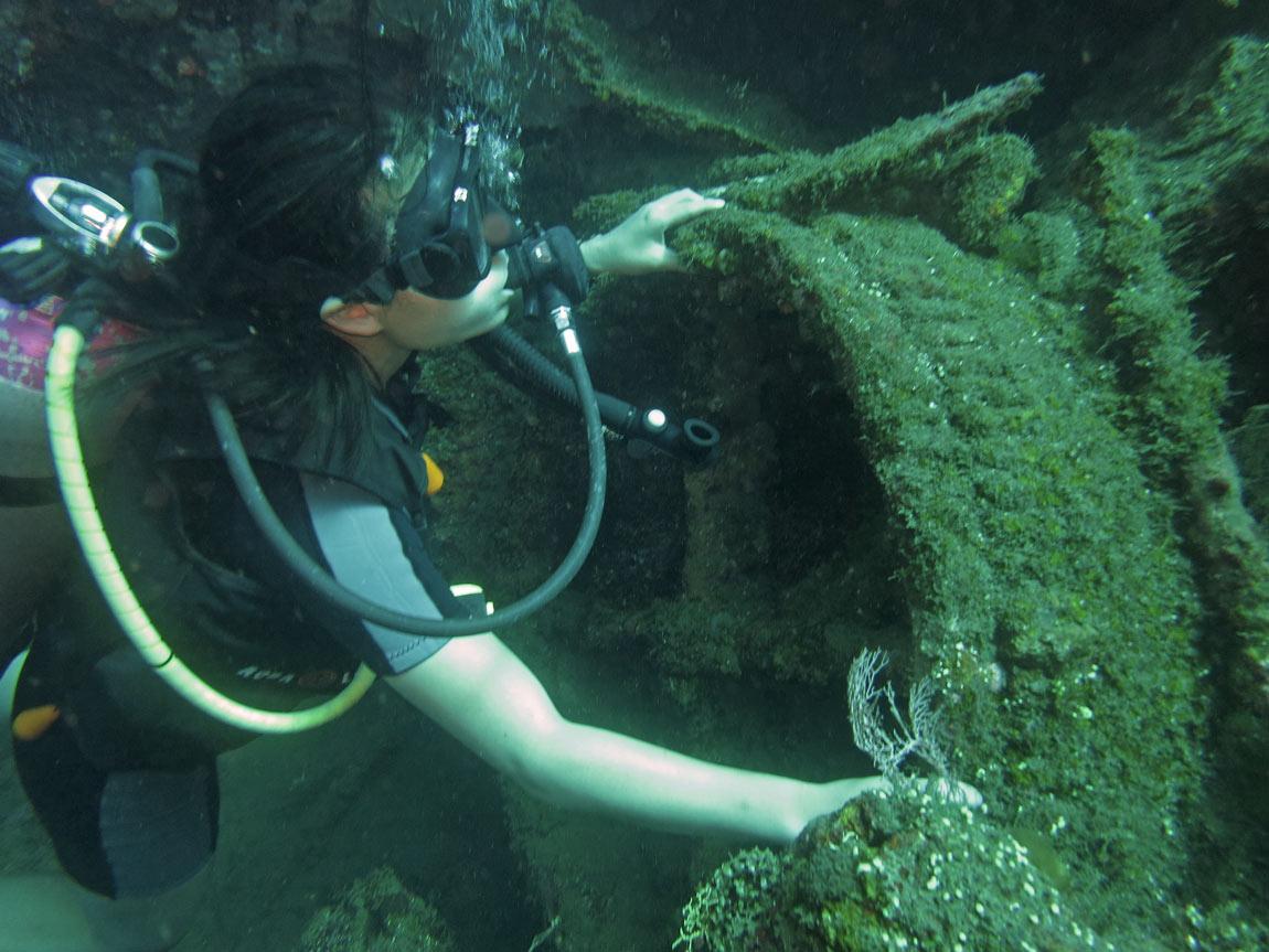 Tulamben Diving – The USAT Liberty Wreck in Bali