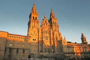 The last 100 km on the Camino de Santiago