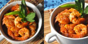 Hot and Spicy Shrimp in Tomato Recipe