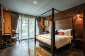 10 of The BEST Airbnbs in Buriram, Thailand from Budget to Luxury