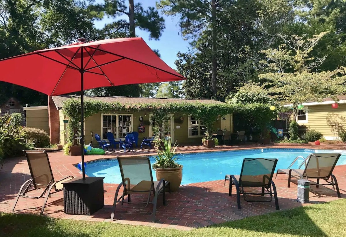 10 Best Airbnbs in Fayetteville, North Carolina