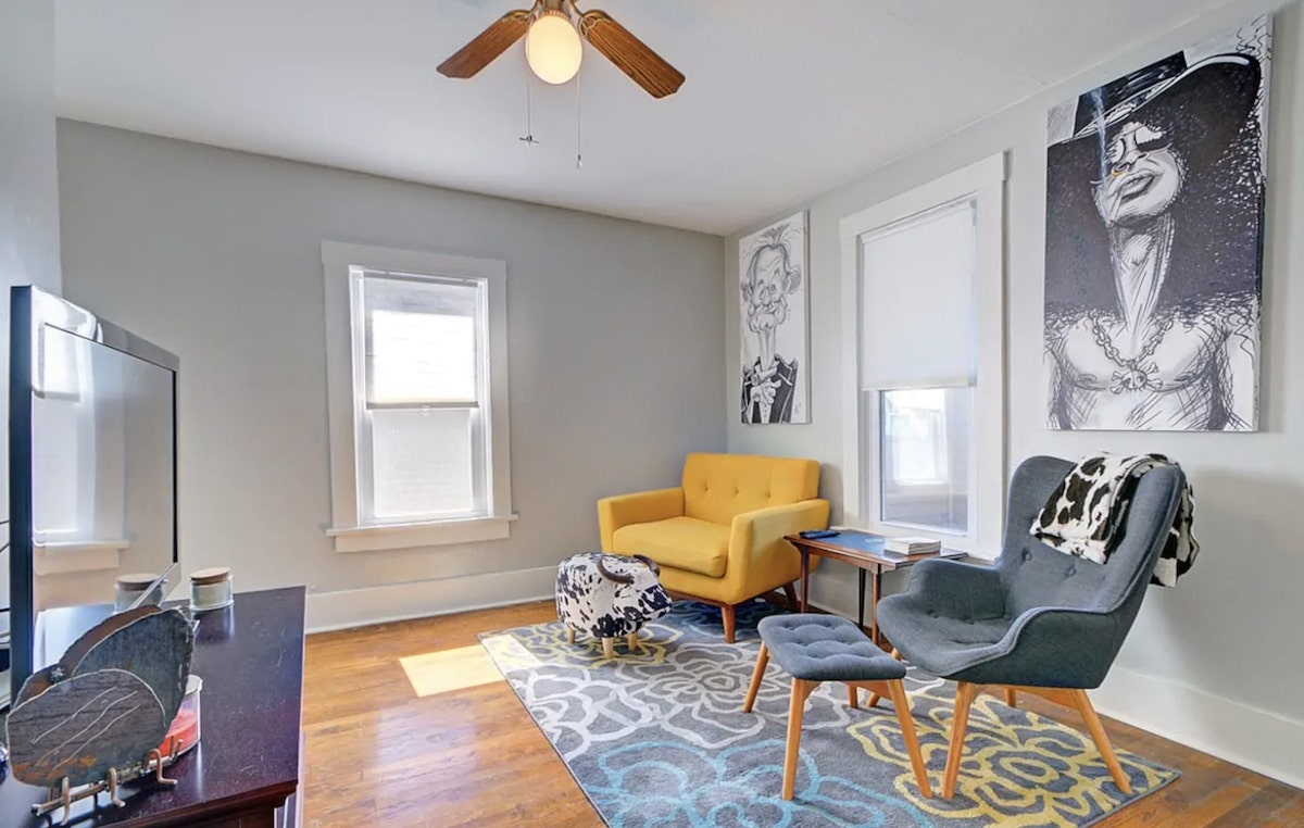 7 Best Airbnbs in Columbus for Every Kind of Traveller