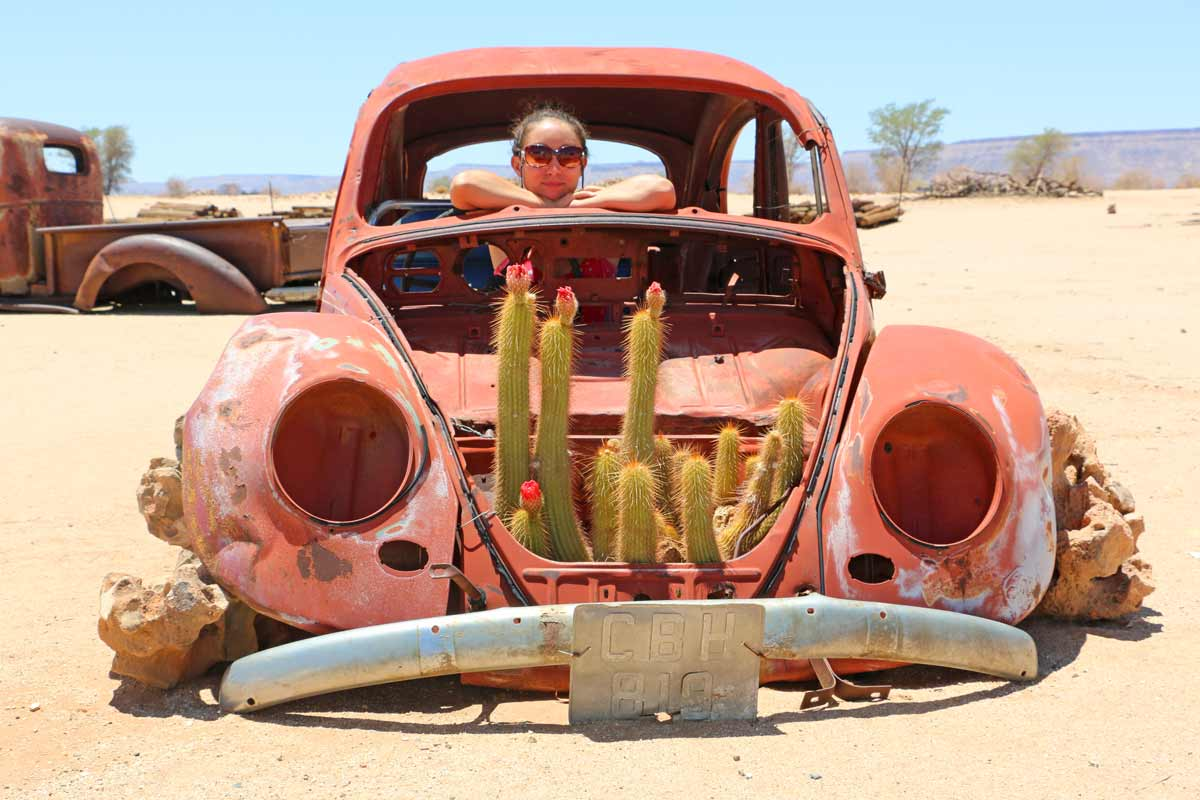 Cape Town to Namibia – the best road trip itinerary