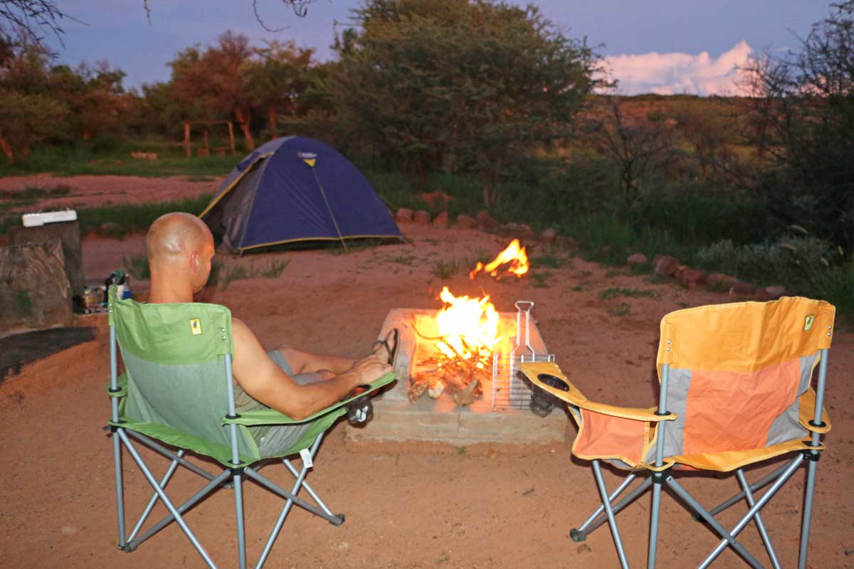 Amazing campsites in Namibia – best camping spots