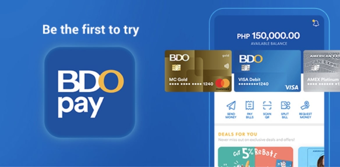 Conveniently Pay your Bills using the New BDO Pay Mobile Wallet App