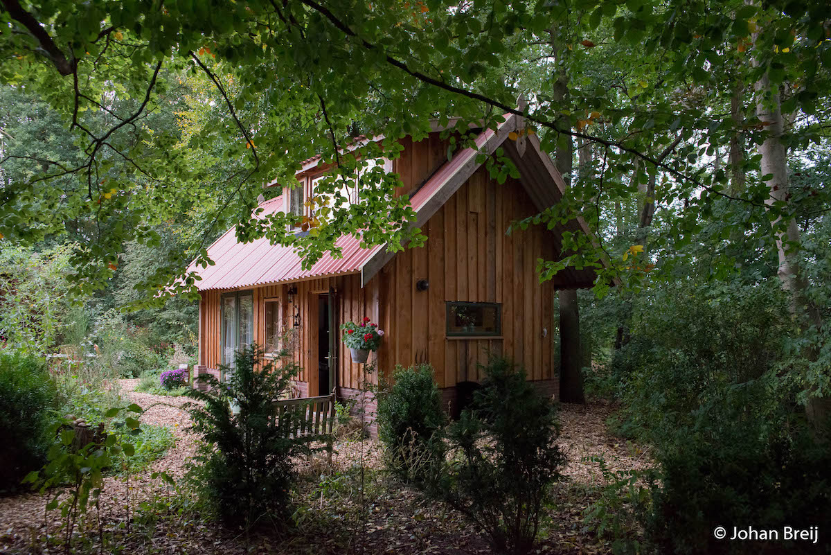 Away from the masses in Europe with Nature house