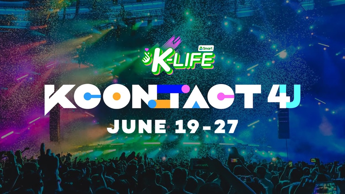 Smart brings KCON:TACT especially 4U Catch the latest season of K-Pop's much-awaited festival on Gigafest.Smart from June 19 to 27
